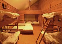 コテージ詳細-Aウグイス-寝室