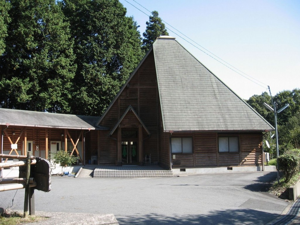 森林生態学習舎1